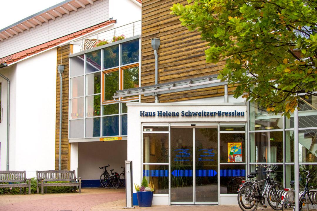 Haus Helene Schweitzer-Bresslau