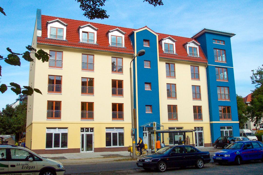 Wohnstätten am Pastor-Niemöller-Platz
