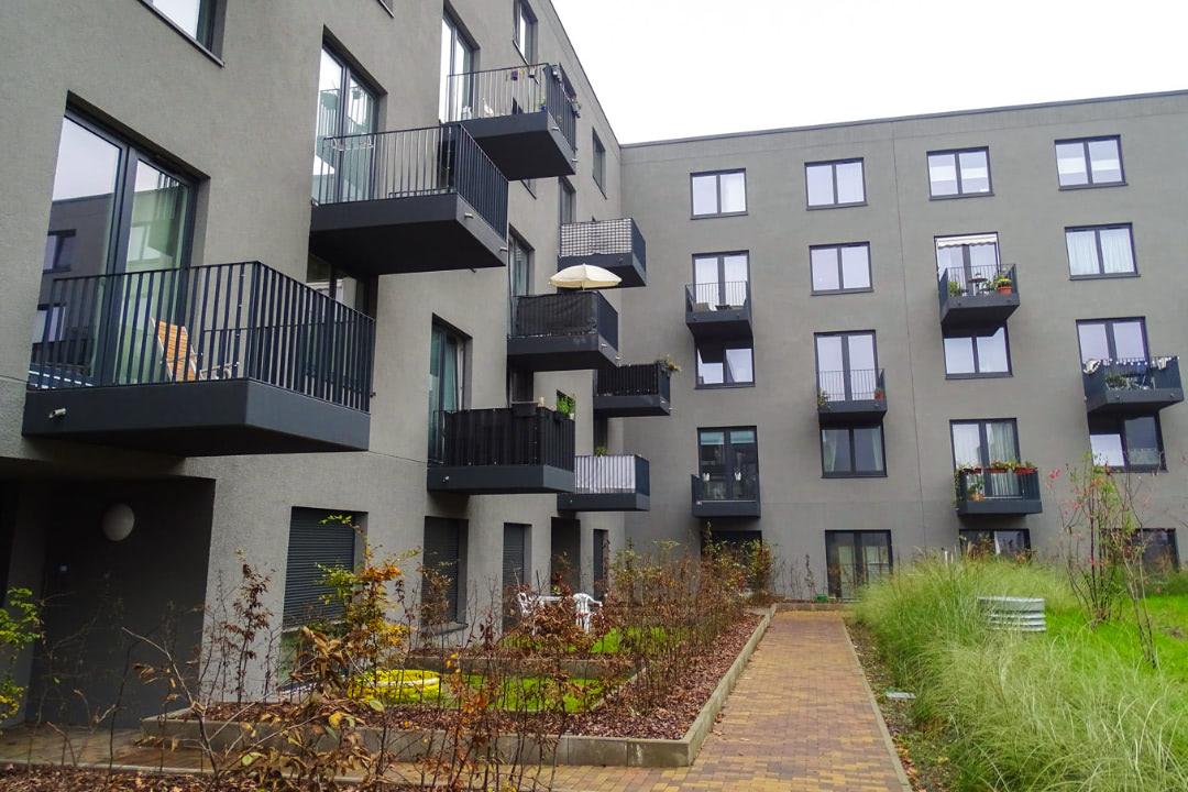 Die Wohngemeinschaften in Lichtenberg