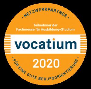 Logo der Messe Vocatium